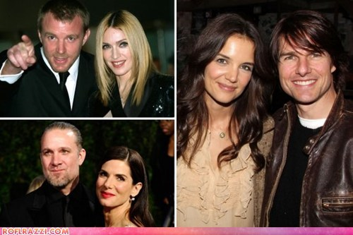 actor,celeb,funny,katie holmes,Madonna,Sandra Bullock,the daily beast,Tom Cruise
