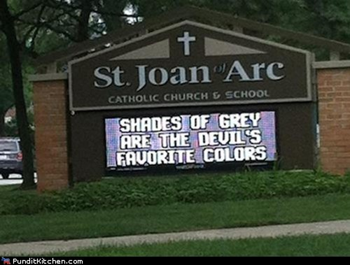50 shades of grey church political pictures - 6450375680