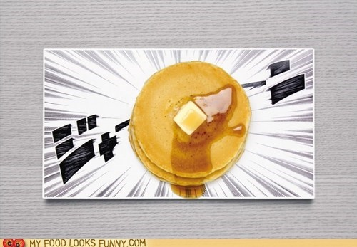 best of the week,exciting,graphics,japanese,manga,pancakes,plates