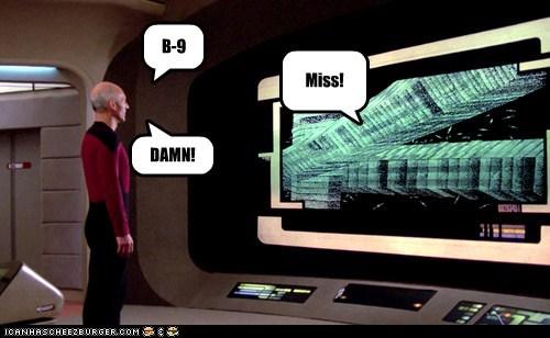 battleship Captain Picard game miss patrick stewart Star Trek the next generation - 6450897152