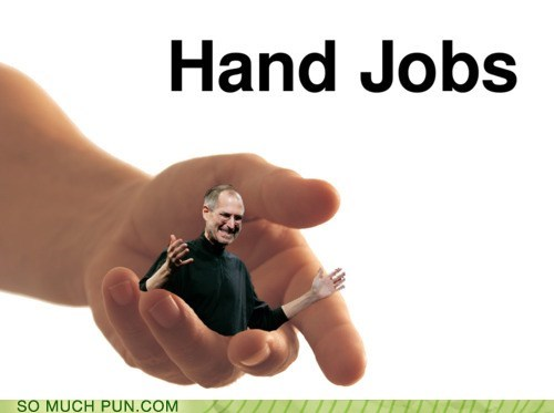 double meaning Hall of Fame hand innuendo jobs literalism steve jobs - 6451004416