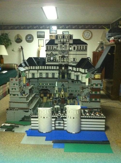 castle lego nerdgasm