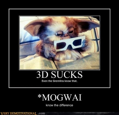 *MOGWAI know the difference