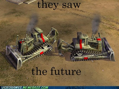 China command and conquer rts the future the internets