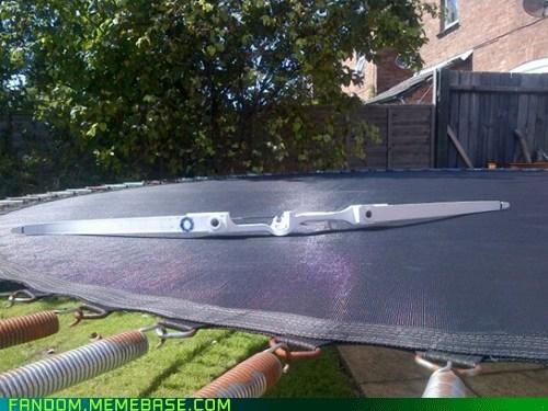 aperture bow Fan Art Portal video games - 6452532992