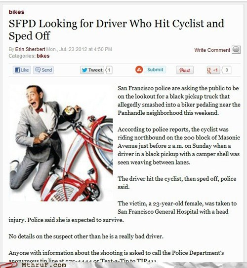 news fail Pee-Wee Herman sfpd - 6453246208