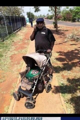baby,beer,stroller,warm beer
