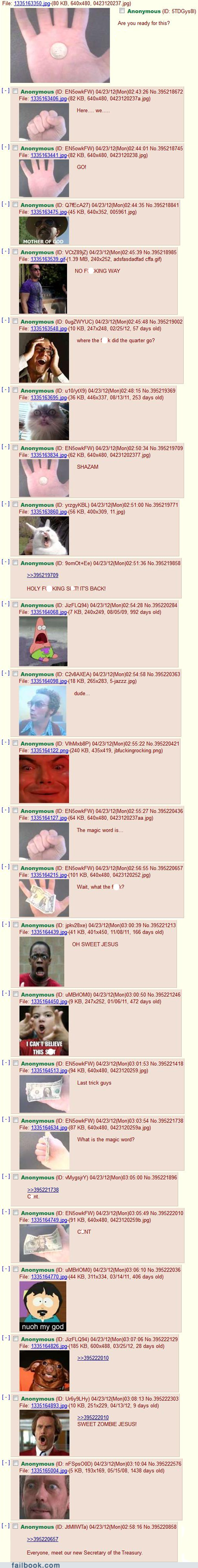 4chan magic magic trick - 6453352704