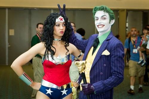 anthony misiano batman cosplay joker wonder woman - 6453412608