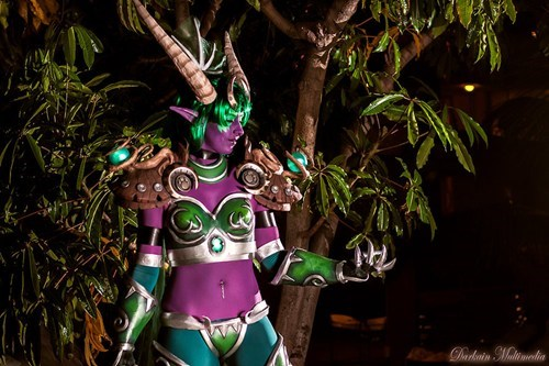 cosplay,video games,world of warcraft,WoW,ysera