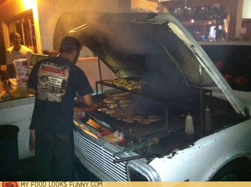 car,engine,grill,truck cook