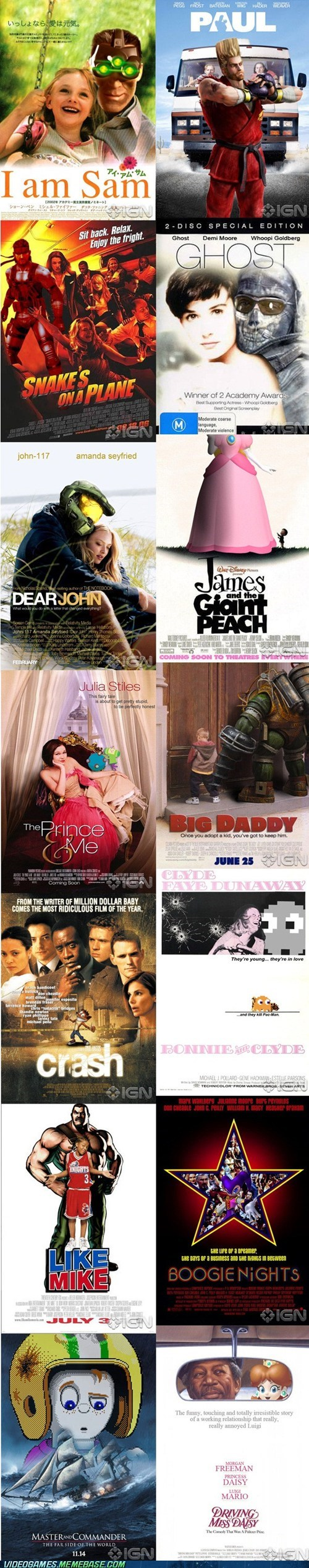 best of week,movies,posters,the internets,video games
