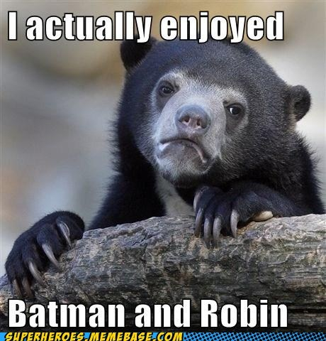 batman mr freeze robin sad bear Super-Lols - 6453702400