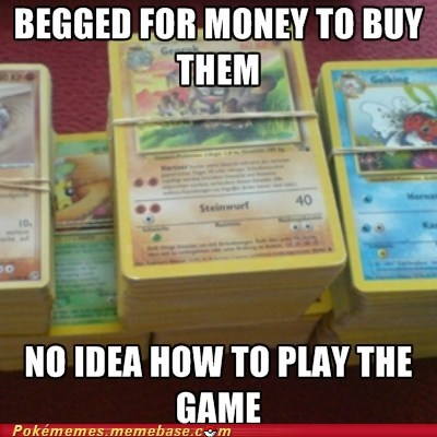 IRL Pokémemes pokemon cards TCG toys-games toysgames trading card game - 6453789440