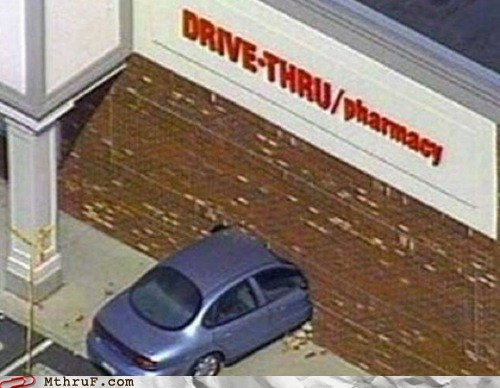 car,car accident,crash,cvs pharmacy