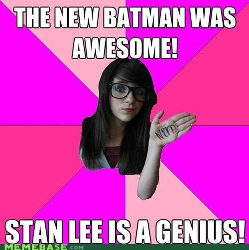 batman DC marvel stan lee Super-Lols wrong - 6453977600