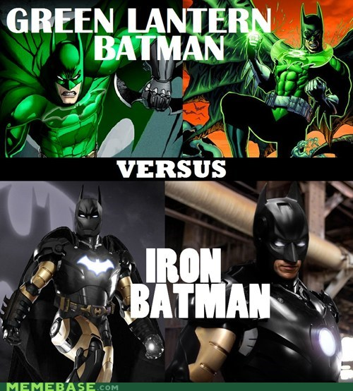 batman,Green lantern,ironman,Super-Lols