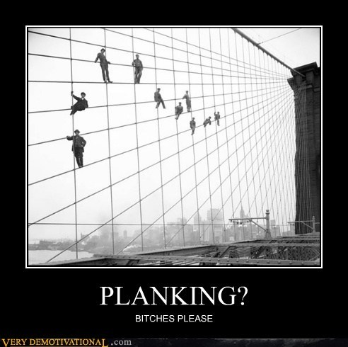 bridge crazy Planking Pure Awesome wtf - 6454668288