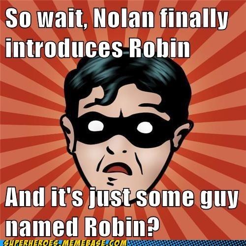 Dark Knight Rises Movie robin Super-Lols - 6454850304