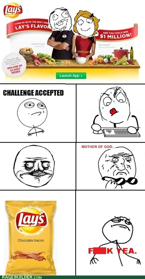 chips Lays mother of god needs moar nutella Rage Comics - 6454891776