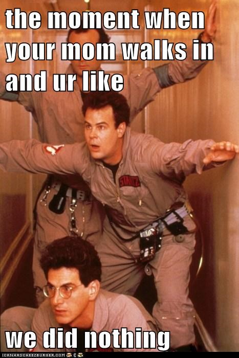 80s,actor,bill murray,celeb,dan aykroyd,funny,Ghostbusters,harold ramis,Movie