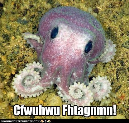 adorable,baby,cthulhu,cute,h-p-lovecraft,octopus