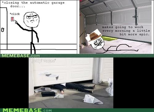 garage door Indiana Jones me gusta Rage Comics - 6455349248