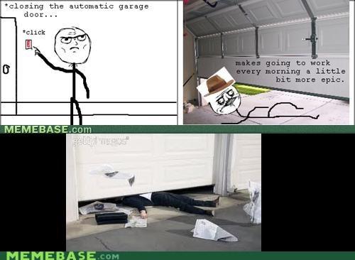 garage door Indiana Jones me gusta Rage Comics - 6455349248