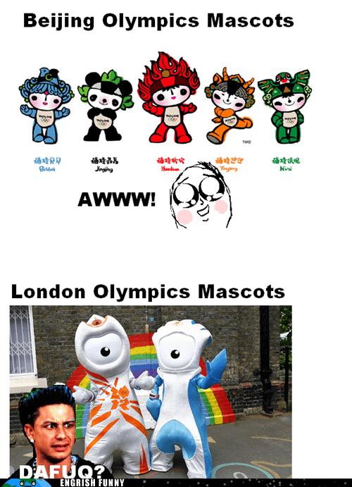 engrish funny g rated Hall of Fame London 2012 London Olympics olympics olympics mascots - 6456073728