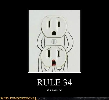 electric hilarious outlets Rule 34 - 6456677120