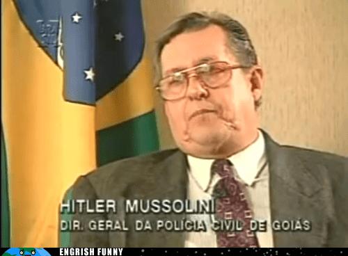 brazil,brazilian,hitler mussolini