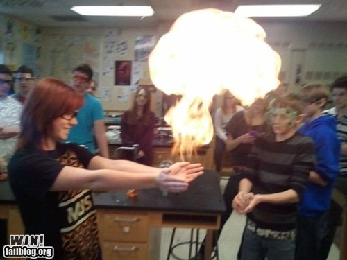 Chemistry fireball school science - 6457120256