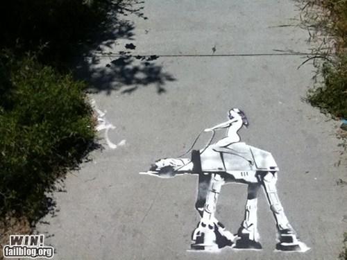 at at graffiti hacked irl nerdgasm Street Art tag - 6457121792