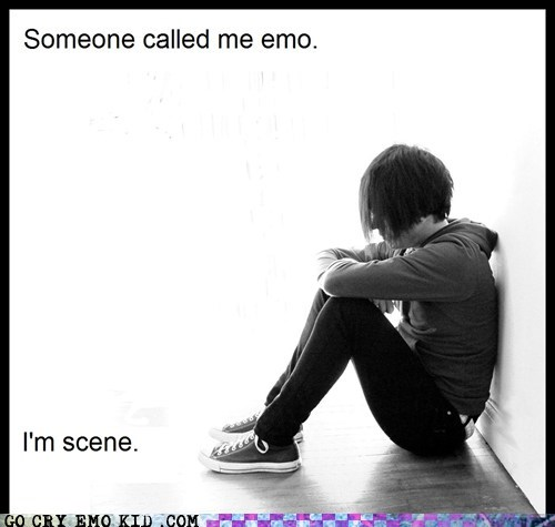 emo emolulz First World Problems indie scene - 6457404672