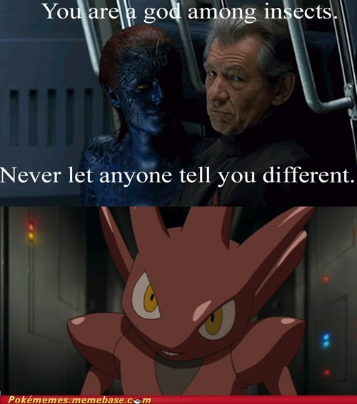 bug type,Magneto,scizor,tv-movies