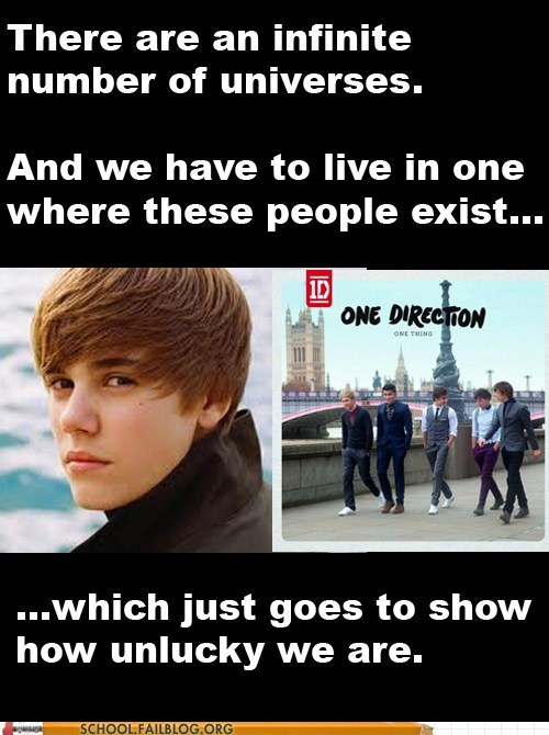 justin bieber,one direction,universe