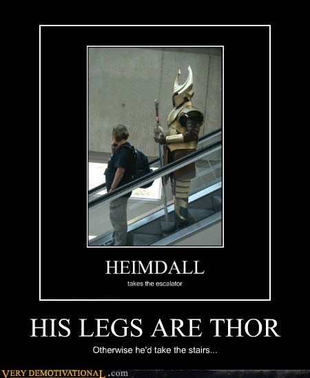 Heimdall hilarious pun sore Thor - 6458317312