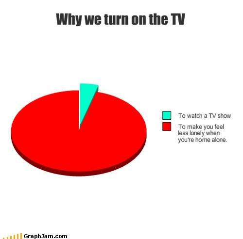 modern living,Pie Chart,TV