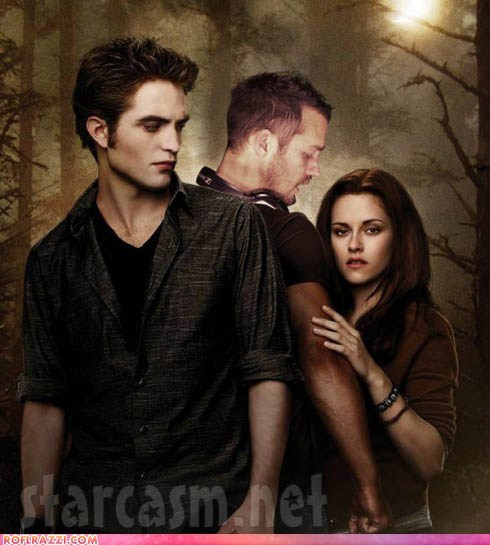 actor,celeb,drama,funny,kristen stewart,robert pattinson,Rupert Sanders,shoop,twilight