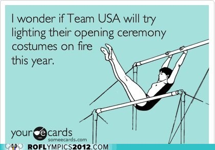 costume,ecards,opening ceremonies,team usa