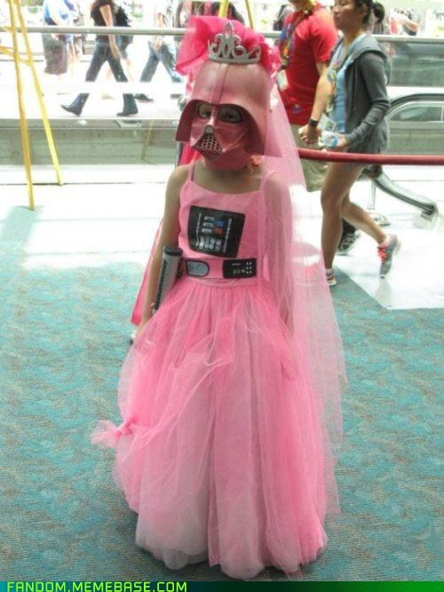 cosplay,cute,darth vader,kids
