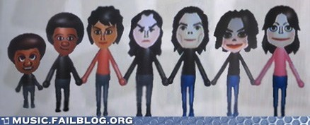 michael jackson,mii,nintendo,video games,wii
