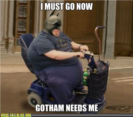 batman,fat