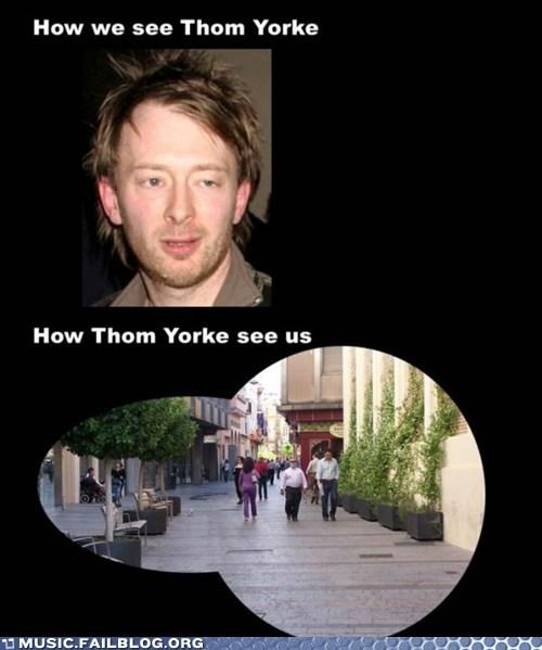 radiohead squint Thom Yorke - 6459077120