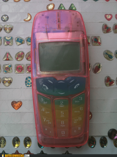 horrible,oh god,pink phone,terrible phone cover