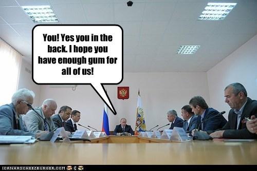 gum political pictures Vladimir Putin