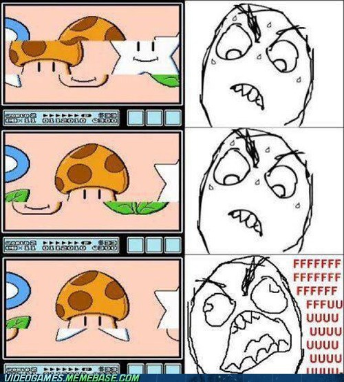 extra lives fuuuu mini game rage comic super mario bros 3 - 6459269632