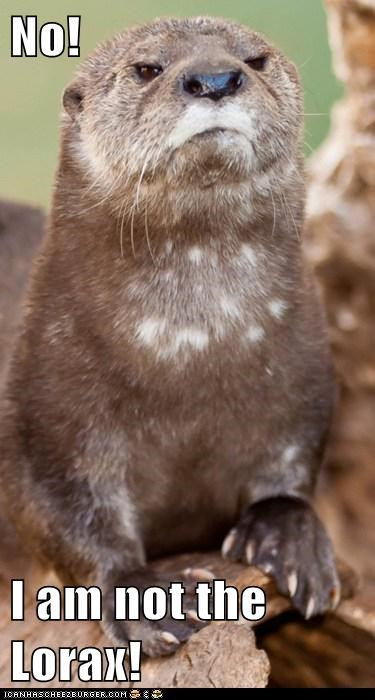 angry indignant no otter - 6459439360