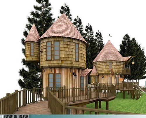 jk rowling kids playhouses yard