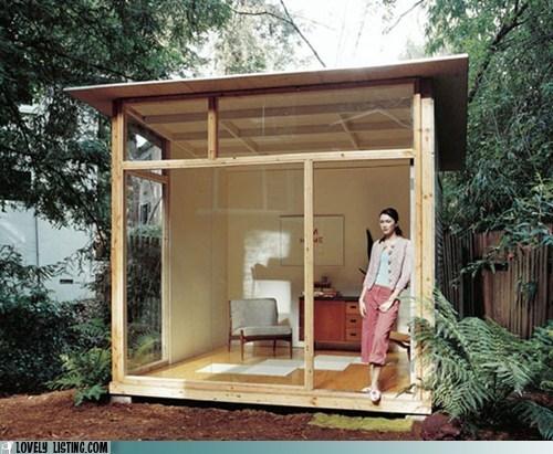 building cabin DIY getaway shed windows - 6459555072